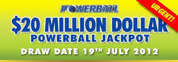 20 Million Powerball